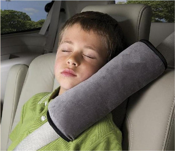 Cushioned Seat Belt Cover - Set of 2