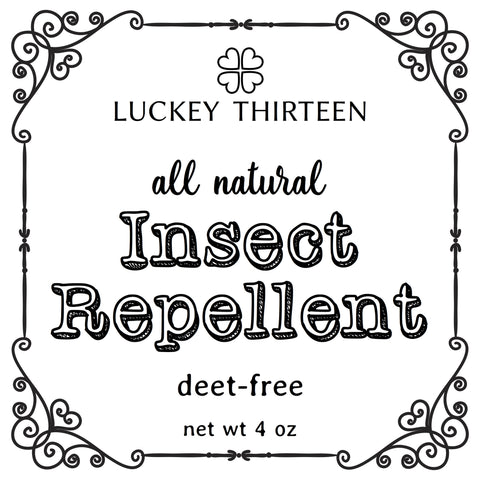 Insect Repellent - Deet Free