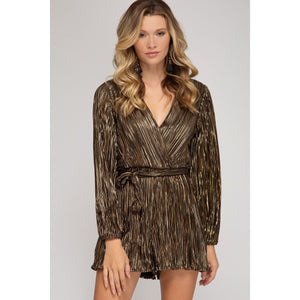 All The Glam Romper