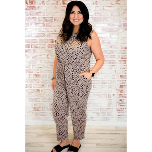Face The Day Jumpsuit