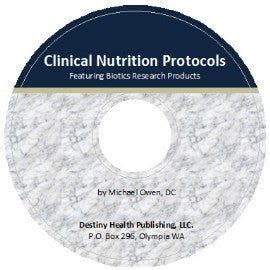 Clinical Nutrition Protocol CD