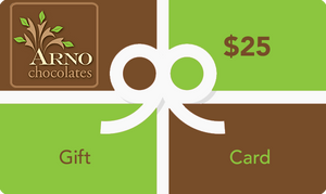Arno Chocolates Gift Card