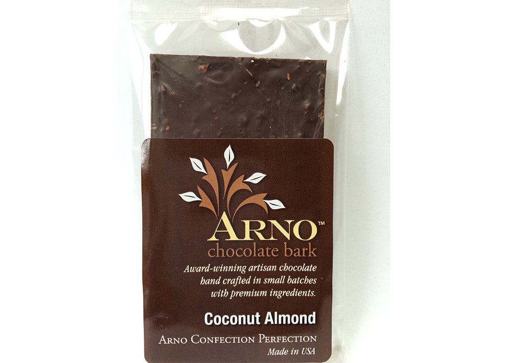 Coconut Almond Bark