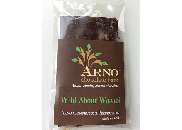 Wild About Wasabi Bark