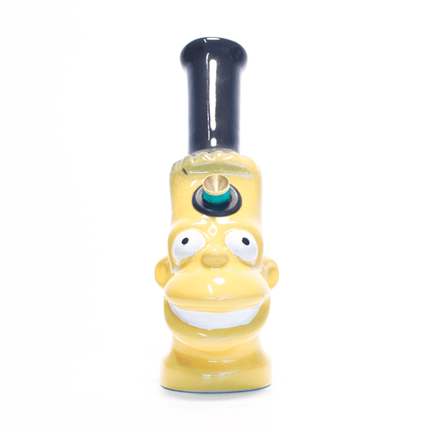 EAT MY SHORTS BONZA CERAMIC BONG