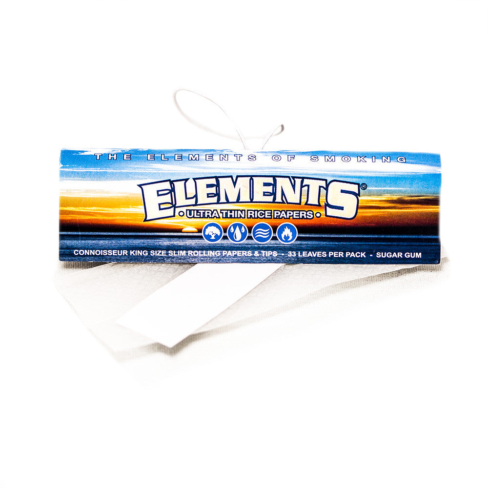 ELEMENTS CONNOISSEUR K/S SLIM + TIPS