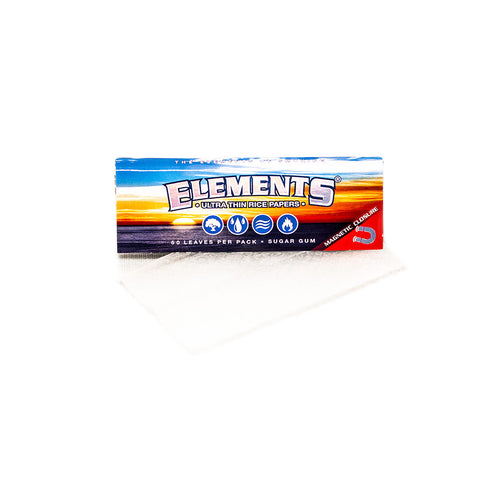 ELEMENTS 1 - 1/4 - SMOKING PAPERS