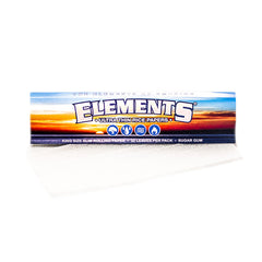 ELEMENTS KING SIZE SLIM - SMOKING PAPERS