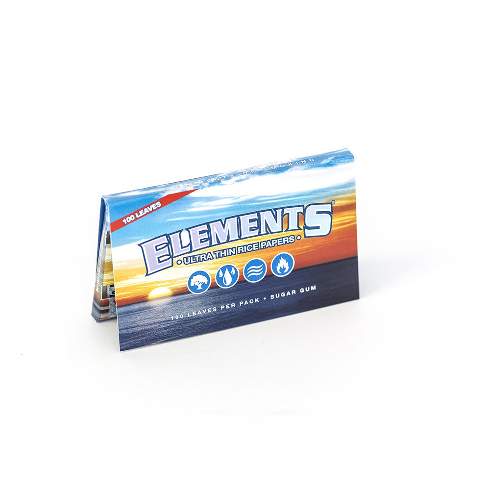 ELEMENTS SINGLE WIDTH - STANDARD SMOKING PAPER