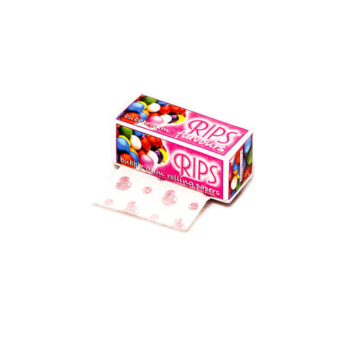 PAPERS - RIPS BUBBLE GUM FLAVOUR ROLLS