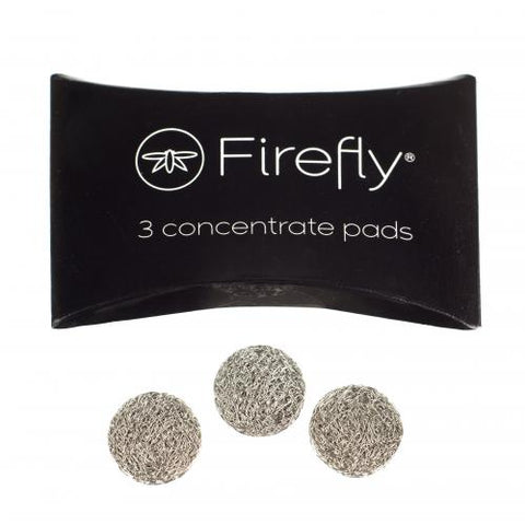 ACCESSORY - FIREFLY 2 CONCENTRATE PADS 3PK