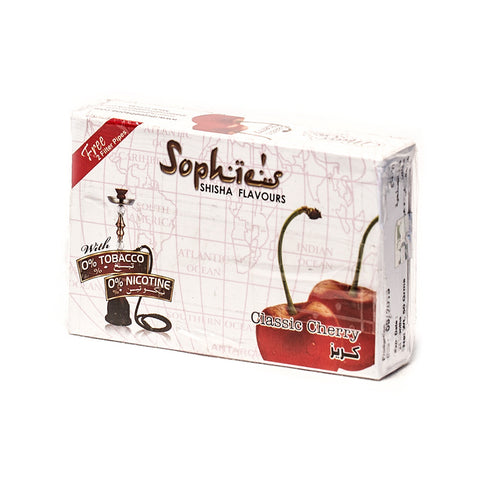SOPHIES TOBACCO FREE MOLASSES CLASSIC CHERRY FLAVOUR