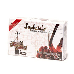 SOPHIES TOBACCO FREE MOLASSES RED GRAPE GOBLET FLAVOUR