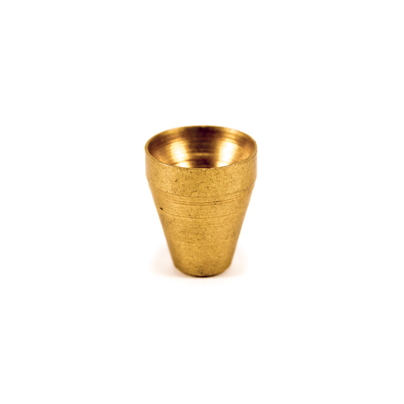 SMALL BRASS SLIP IN CONE