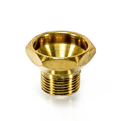 CONE - EX-LARGE BRASS HEX HEAD SCREW BONZA
