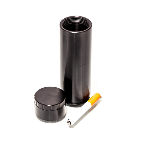 ONE HITTER AND GRINDER SMO LONGER CAN - 32 X 110 mm
