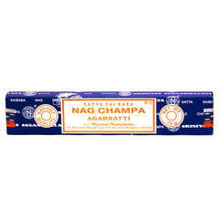 INCENSE - NAG CHAMPA WORLD FAMOUS 15G