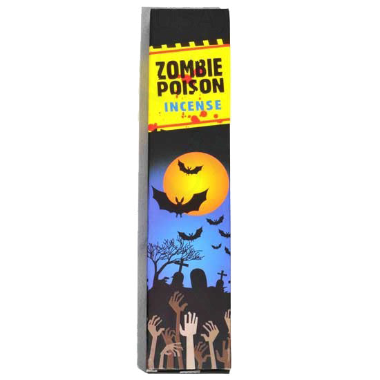 INCENSE ZOMBIE POISON 15g