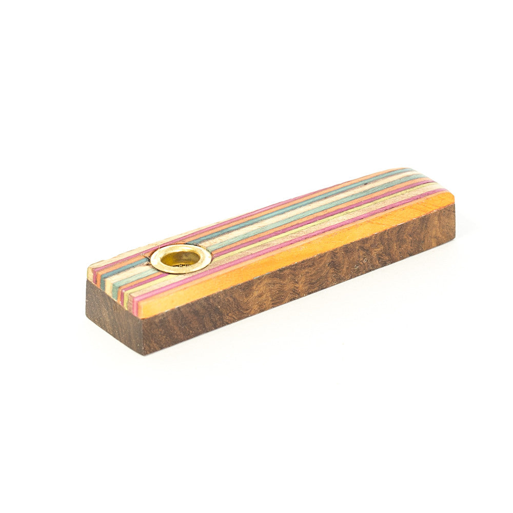PIPE WOODEN PLYWOOD TRIPPLE RECTANGULAR