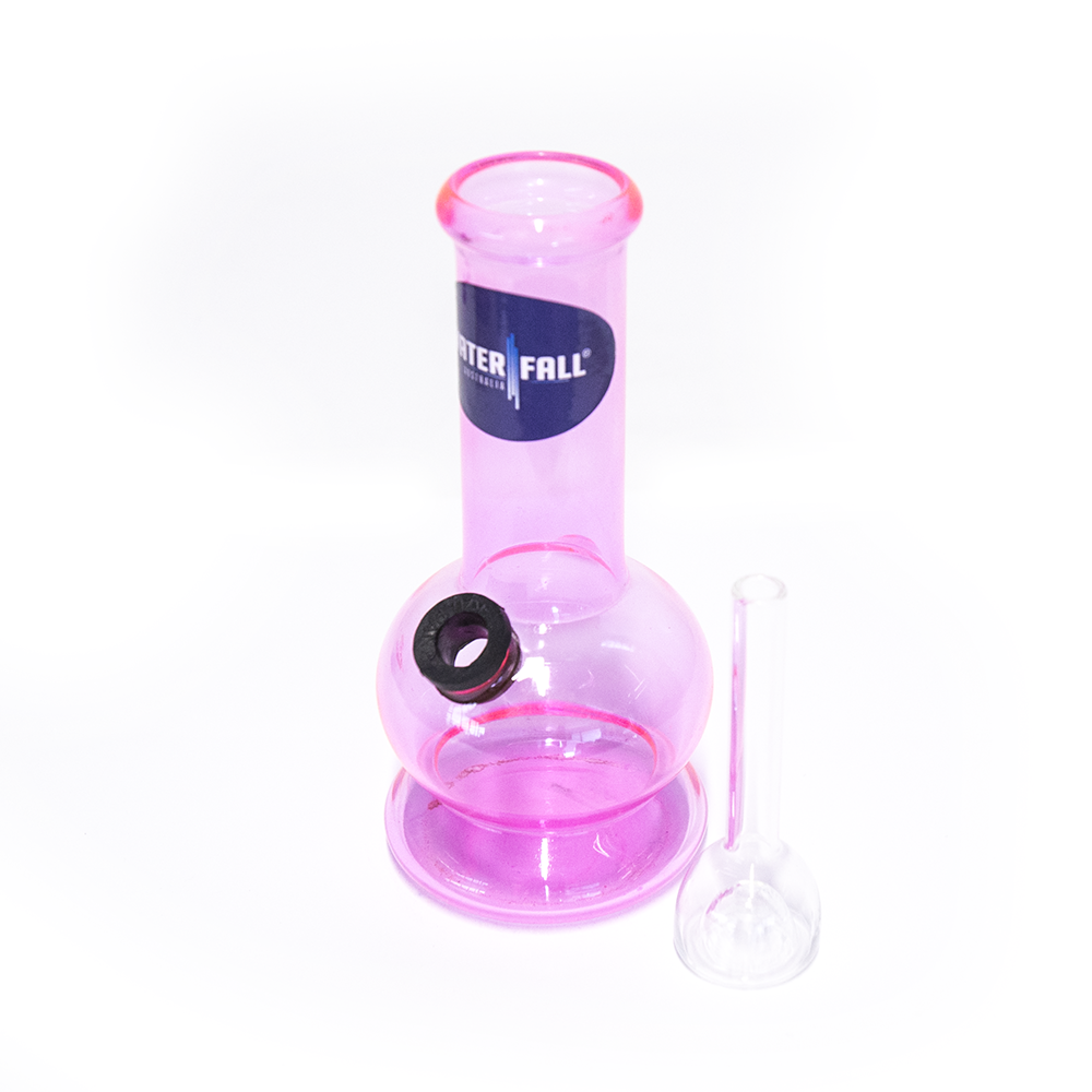 WATERFALL - CHEEKY MINI BONG - PINK