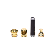 SMALL BRASS ANODISED PIPE