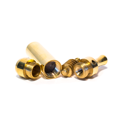 BUDGET BUD BUDDY BRASS PIPE