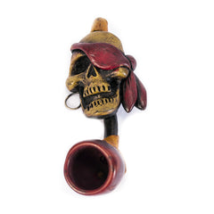 PIPE - MINI PIRATE SKULL