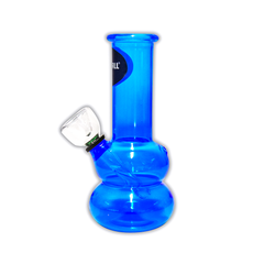 WATERFALL - JOY MINI BONG - BLUE
