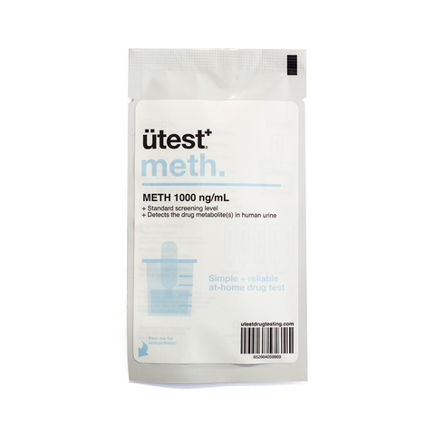 TESTER - UTEST METHAMPHETAMINE (METH) 1000 ng/mL