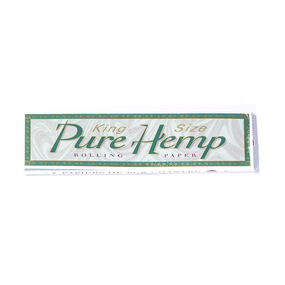 PAPERS - PURE HEMP CLASSIC KING SIZE