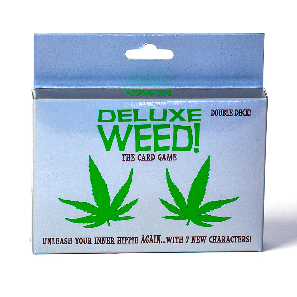 GAMES - DELUXE WEED! CARD GAME
