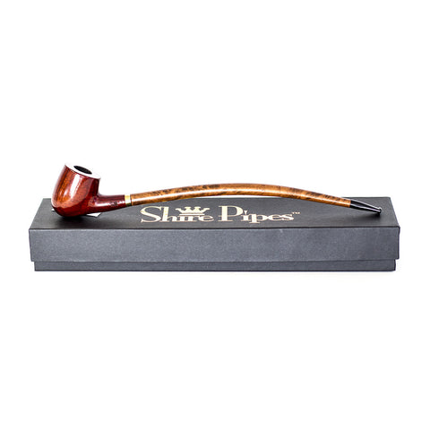 "PIPE -  11.5"" SHIRE CHURCHWARDEN APPLE"