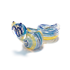 KING COBRA GLASS DRY PIPE