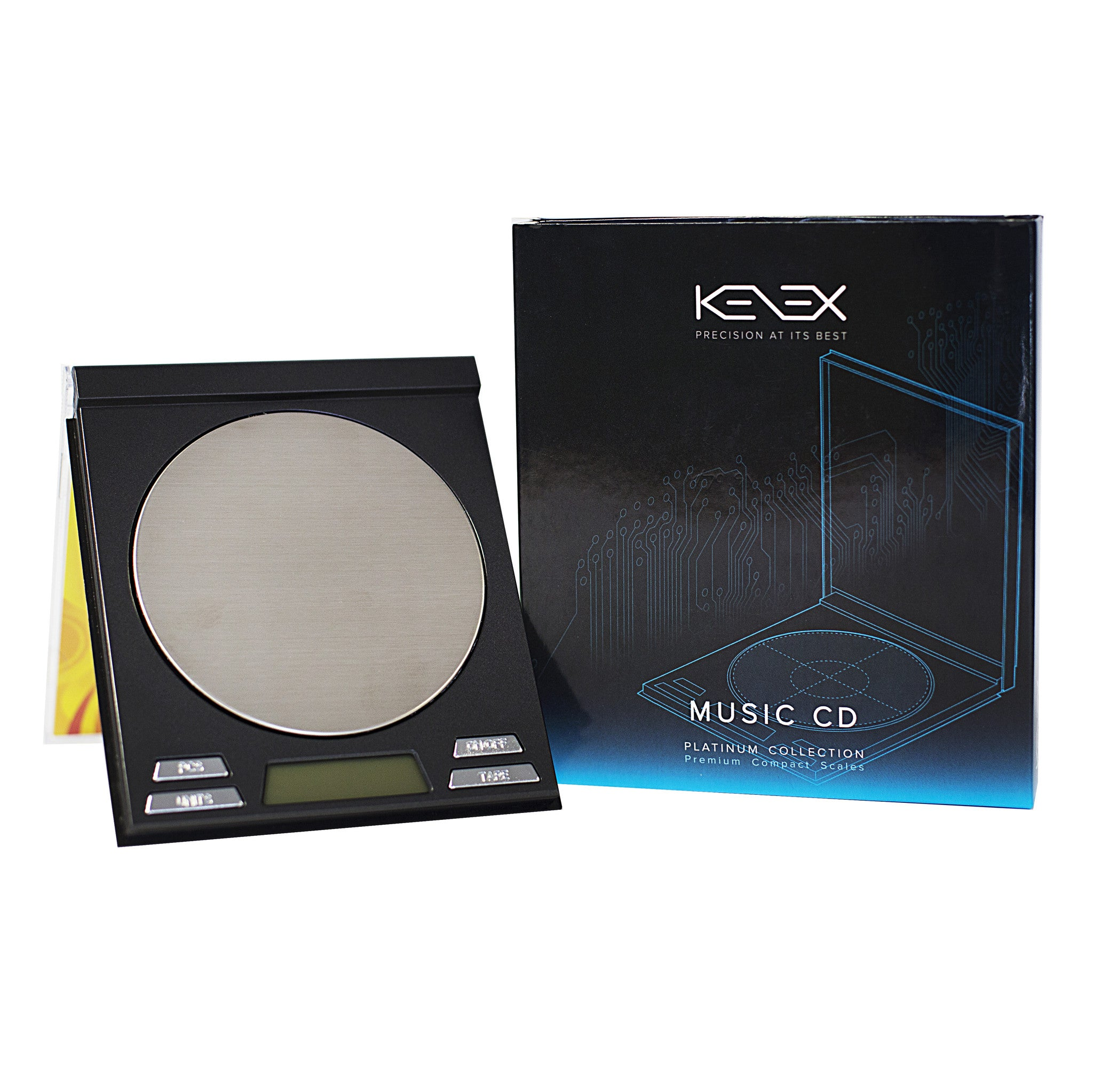 SCALES - KENEX MUSIC CD 500G / 0.1G