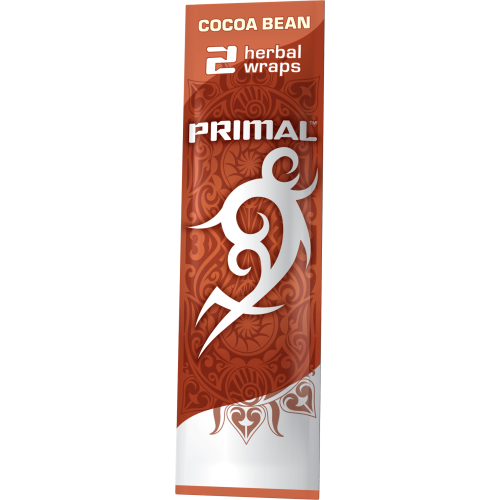 PRIMAL HERBAL COCOA BEAN 2X WRAP