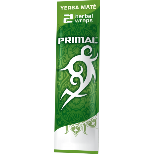 PRIMAL HERBAL YERBA MATӉ 2X WRAP