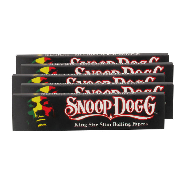 5 PACK - PAPERS SNOOP DOGG