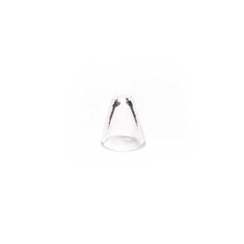 GLASS SLIP IN CONE - SMALL