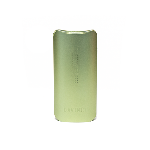 DAVINCI IQ VAPORISER GREEN - LIMITED EDITION