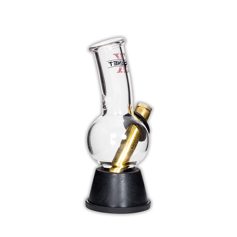PLANET X - LITTLE ASTEROID GLASS BONG