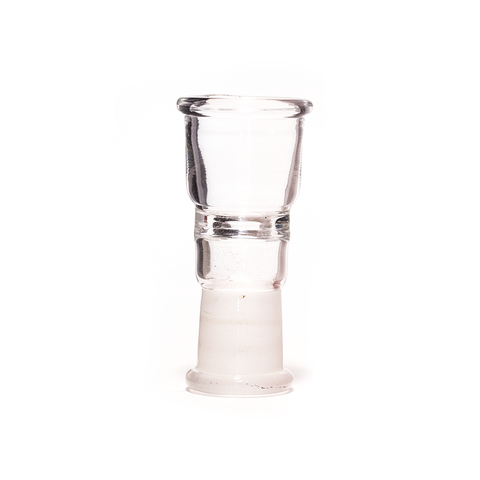 GLASS CONE - FEMALE CONNECTION 18mm (GRAVITY PIPE SPARE)
