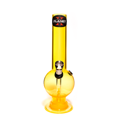 PLANET X THE ZORD YELLOW ACRYLIC MINI BONG