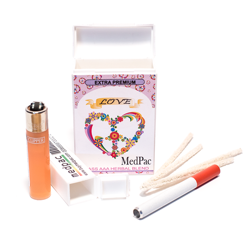 MEDPAC STASH KIT & CONTAINER (PRETTY PINK)
