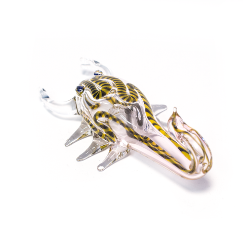 SCORPION GLASS PIPE