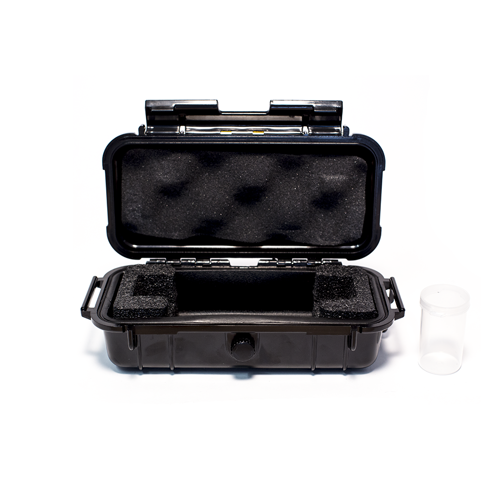 HARD & SMELL PROOF CASE - (Fits PAX vaporisers)