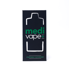 VAPORISER - MEDIVAPE PLUS BLACK by WATERFALL