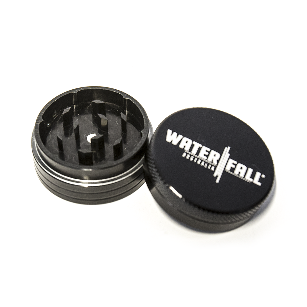 WATERFALL - CNC 2 PART 40MM GRINDER
