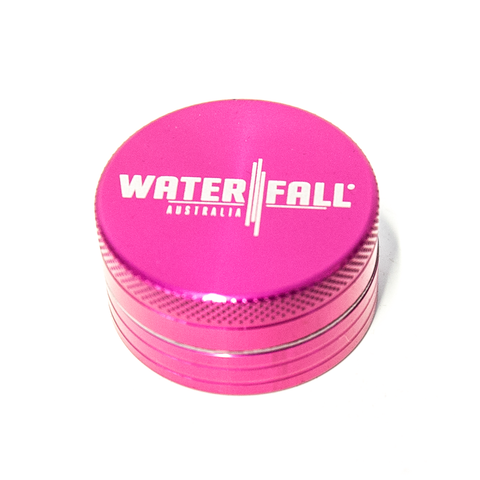 WATERFALL - 75mm CNC 2 PART GRINDER - PINK