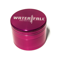 WATERFALL - 4 PART 75MM CNC GRINDER - PINK
