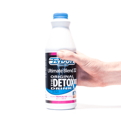 ZYDOT - ULTIMATE BLEND DETOX DRINK - TROPICAL ICE 950mL